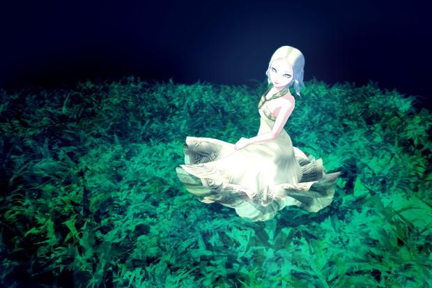 【配布】草むら2