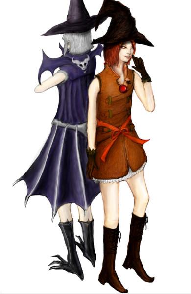 アルスとシーラ