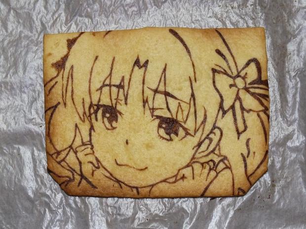 白井黒子クッキー