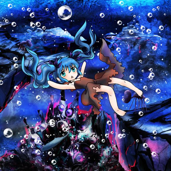 もっと深海しちゃう少女