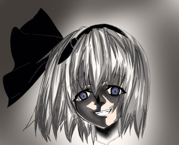 とびっきりの笑顔
