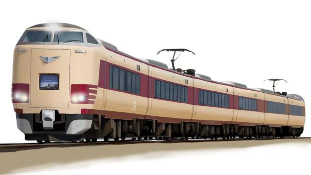 国鉄287系特急電車