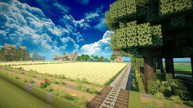 【Minecraft】 再び農村開発へ