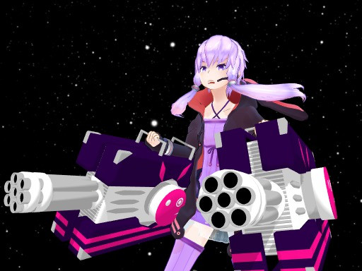 紫の災厄 その3