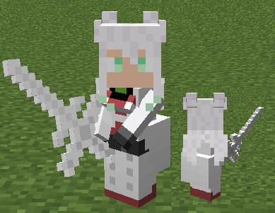 Minecraft「SN5 想いをひとつに・・・真剣覚醒」※ネタバレ含み