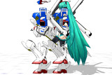 【MS少女】クロスDIVA-X3【修正版】