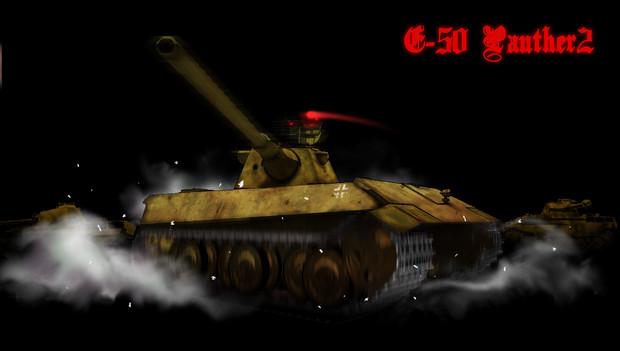 """E-50中戦車"""""""""""