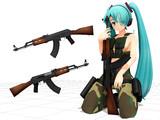 AK-47 初期型