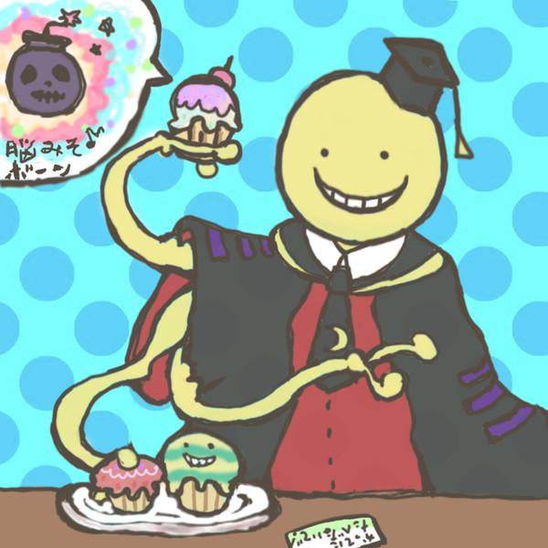 爆弾カップケーキ
