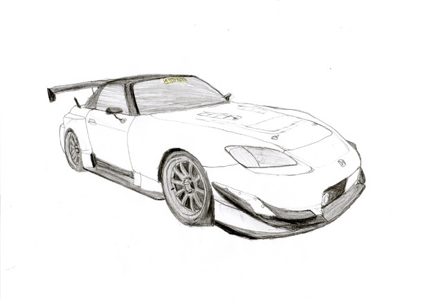 s2000 GT1 ターボ