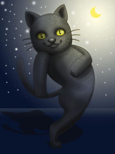 ジョジョ猫
