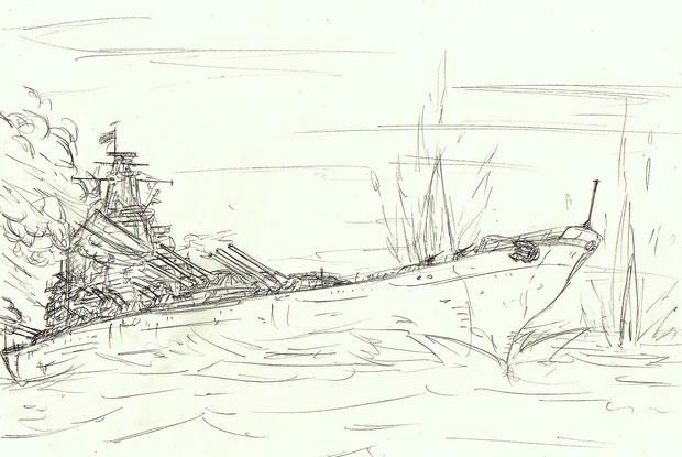 映画「Battleship」より