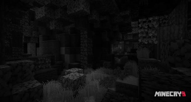 【Minecraft】MineCry3【壁紙】
