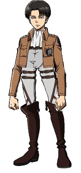 兵長 リヴァイ