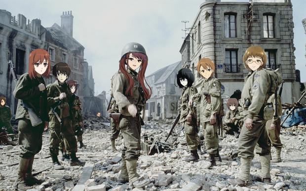赤沢さんと愉快な兵士たち