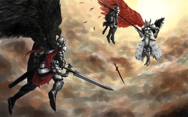 ≪不死身のエースってのは 戦場に長く居た奴の過信だ≫