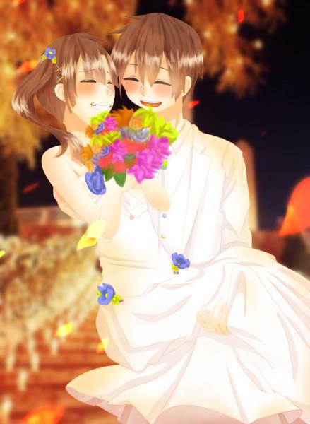遥貴結婚式