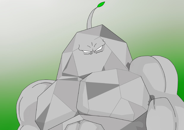 伝説の超岩ピクミン