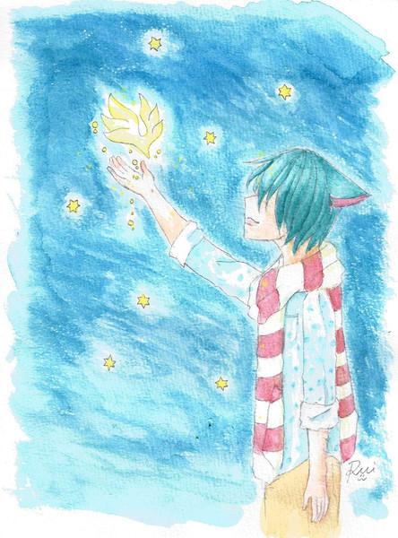 星の鳥×クオリア