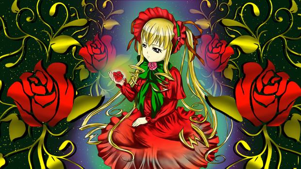 薔薇乙女 真紅