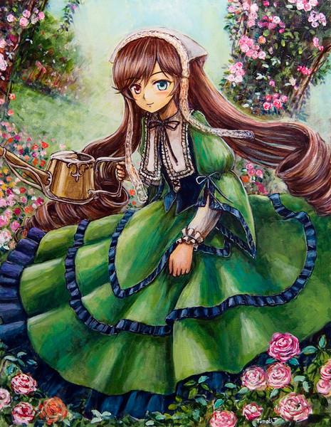 翠星石-庭師-