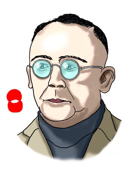 今度こそ真面目に有田芳生議員を描いてみた