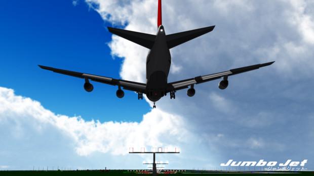 第11回MMD杯参加動画 Jumbo Jet -ジャンボジェット-