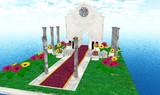 空に浮かぶ神殿(PMD&PMX)