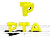 [MMDモデル配布有り] PTA頭モデル