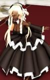 グラニエさんドレス版Ver.UP告知