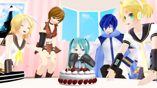 【初音ミク生誕祭】みんなでお祝いしよう