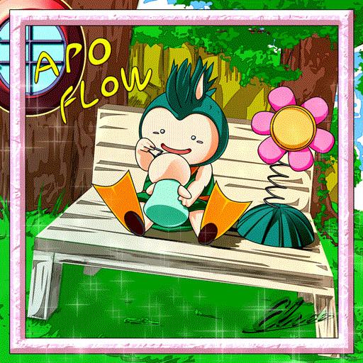 夏。庭のベンチで…(提案)