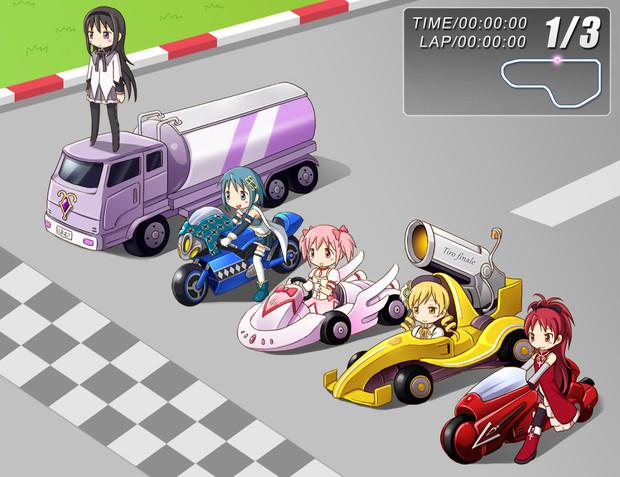 マギカ☆レーシング