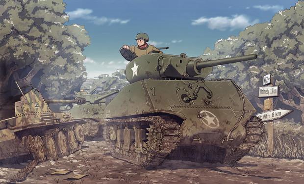さすがはドイツ軍