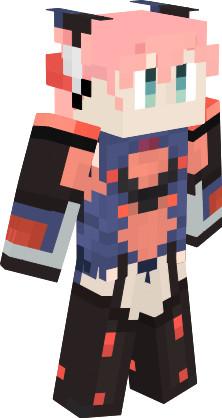 【Minecraft】烈槍・ガングニール 全体図【戦姫絶唱シンフォギアG】