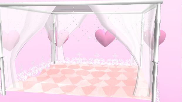 【MMD】ステージ配布