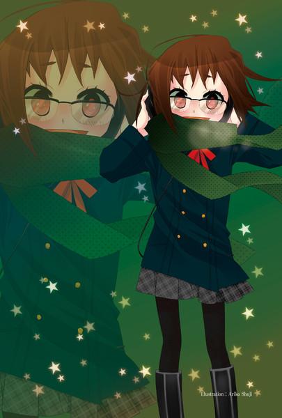 【オリジナル】 星読み少女ときらめきの音