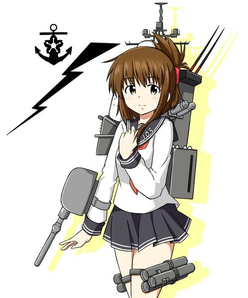 護衛艦いなづま