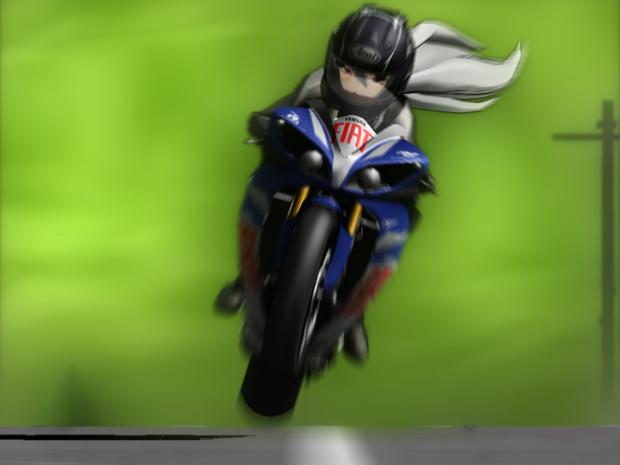 ゲキド島TTレース