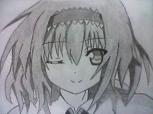 アリスマーガトロイドを描いてみた。