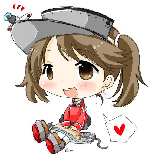 わ。停まってる!【龍驤(艦これ)】