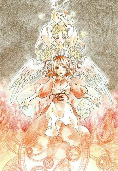 【手描き】 Sacrifce