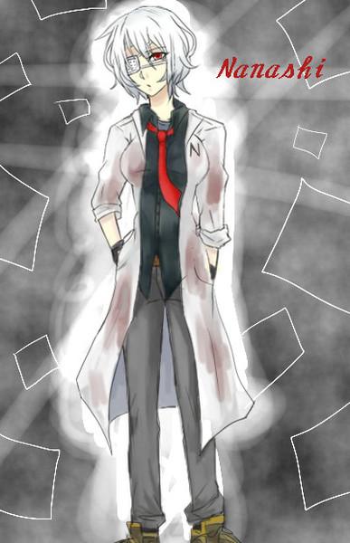 【オリキャラ】 ナナシさん