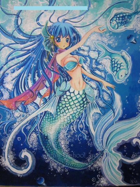 人魚 Hee さんのイラスト ニコニコ静画 イラスト