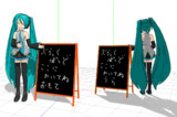 【MMDモデル配布あり】ブラックボード【ロッキードSR-71じゃないよ?】