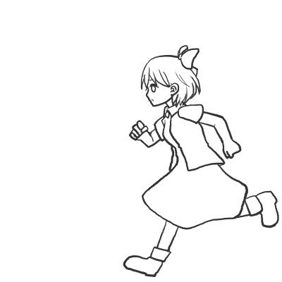 【悠遠物語】走るピア