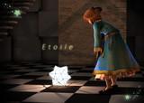 Etoile風オブジェ&階段部屋
