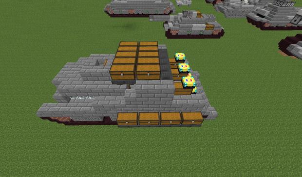 給弾装甲車両