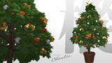 【MMD】クリスマスツリー・デスポリゴンモデルVer1.01