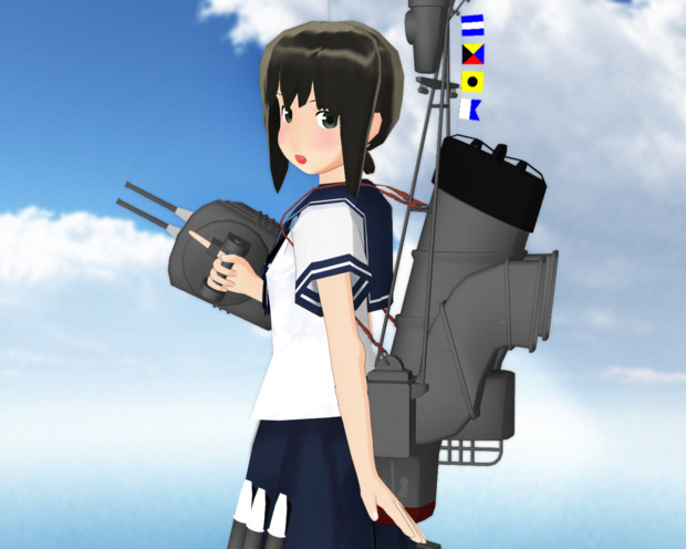 特型駆逐艦 吹雪 Ver1.4